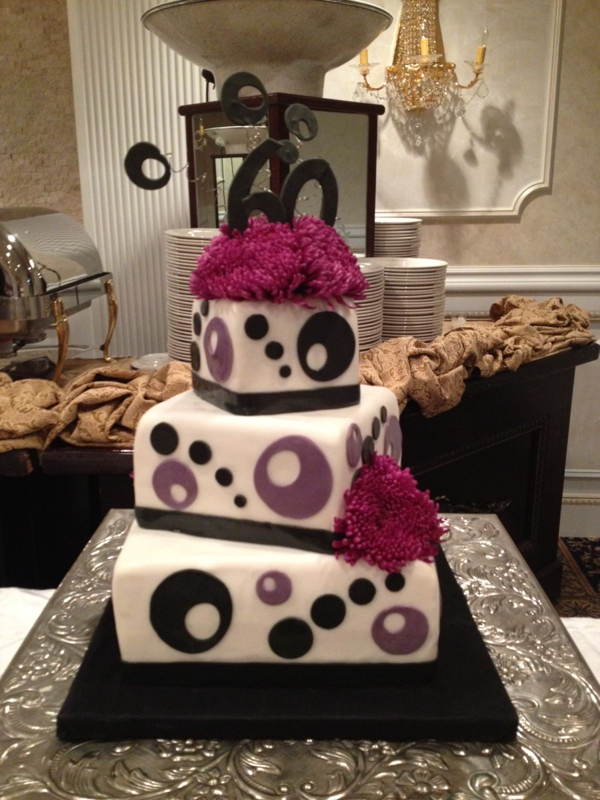 Surprise 60th Birthday Cake Themed Cakes Cake 60th