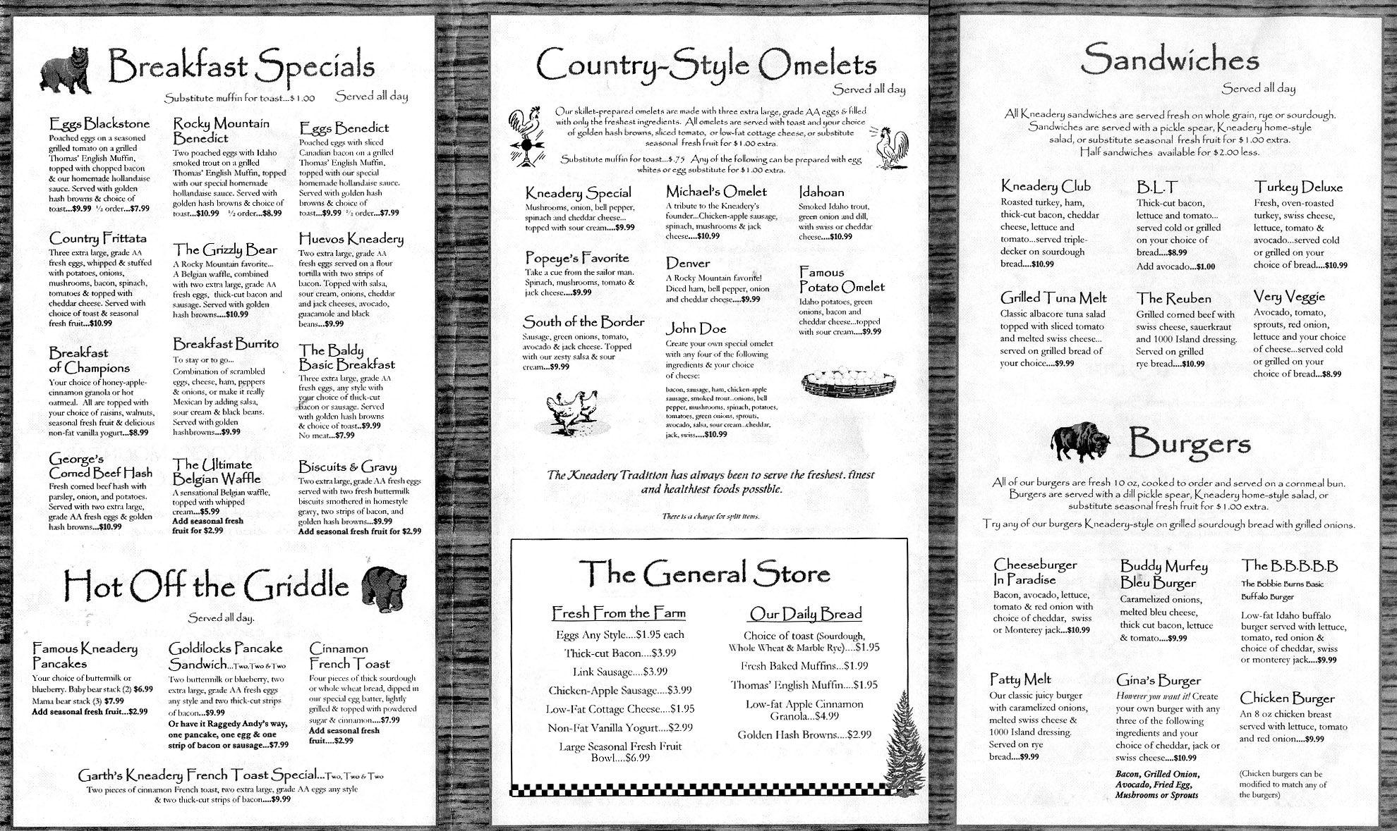 kneaders menu google search food eating out 2 the menus