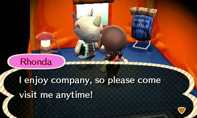 Forest's 3rd Anniversary Animal crossing, New leaf
