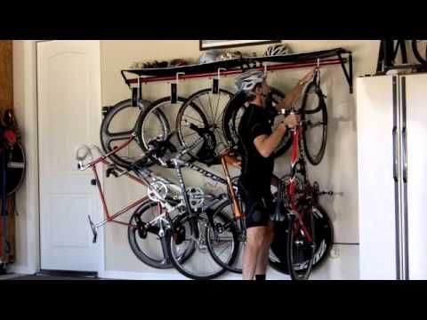 Velogrip Bike Racks Include Soft Hook Velostraps That