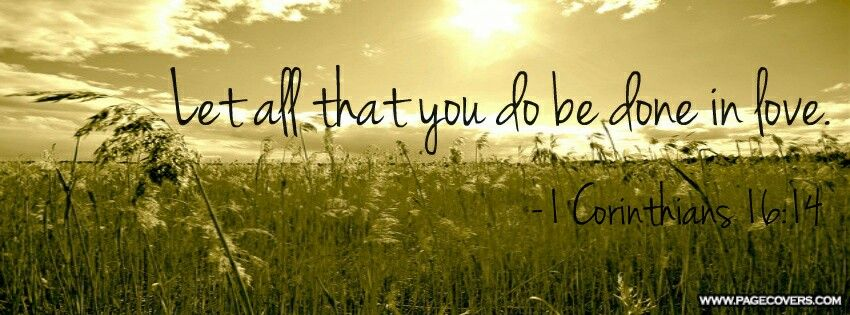 Pin by Yvonne Kelly on scripture Facebook cover photos