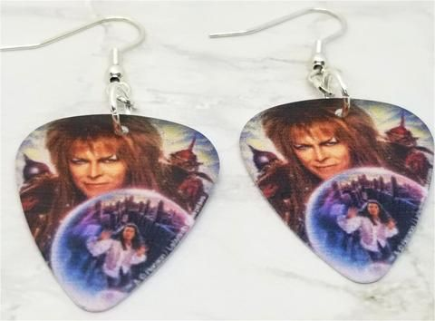 Labyrinth Jareth David Bowie with Sarah in a Crystal Ball ... Labyrinth Ear Band