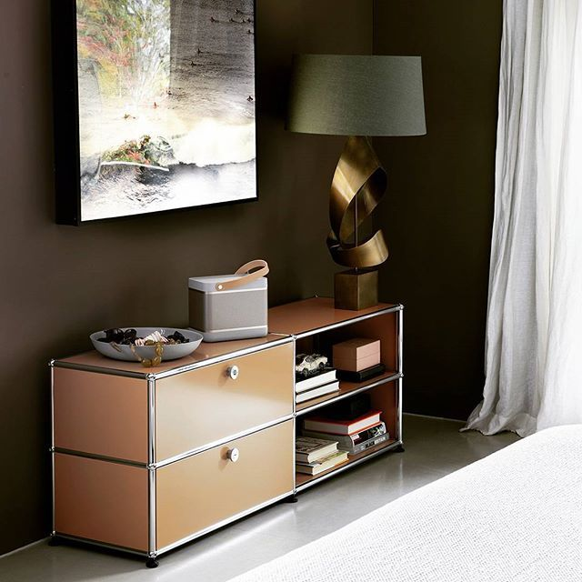 Perfect USM Credenzas And Dressers Add A Touch Of Elegance And Simplicity To Youru2026