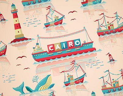 "다음 @Behance 프로젝트 확인: ""Cairo Poster"" https://www.behance.net/gallery/19475245/Cairo-Poster"