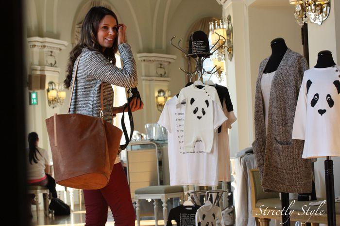 Panda at KappAhl (Strictly Style - blog)