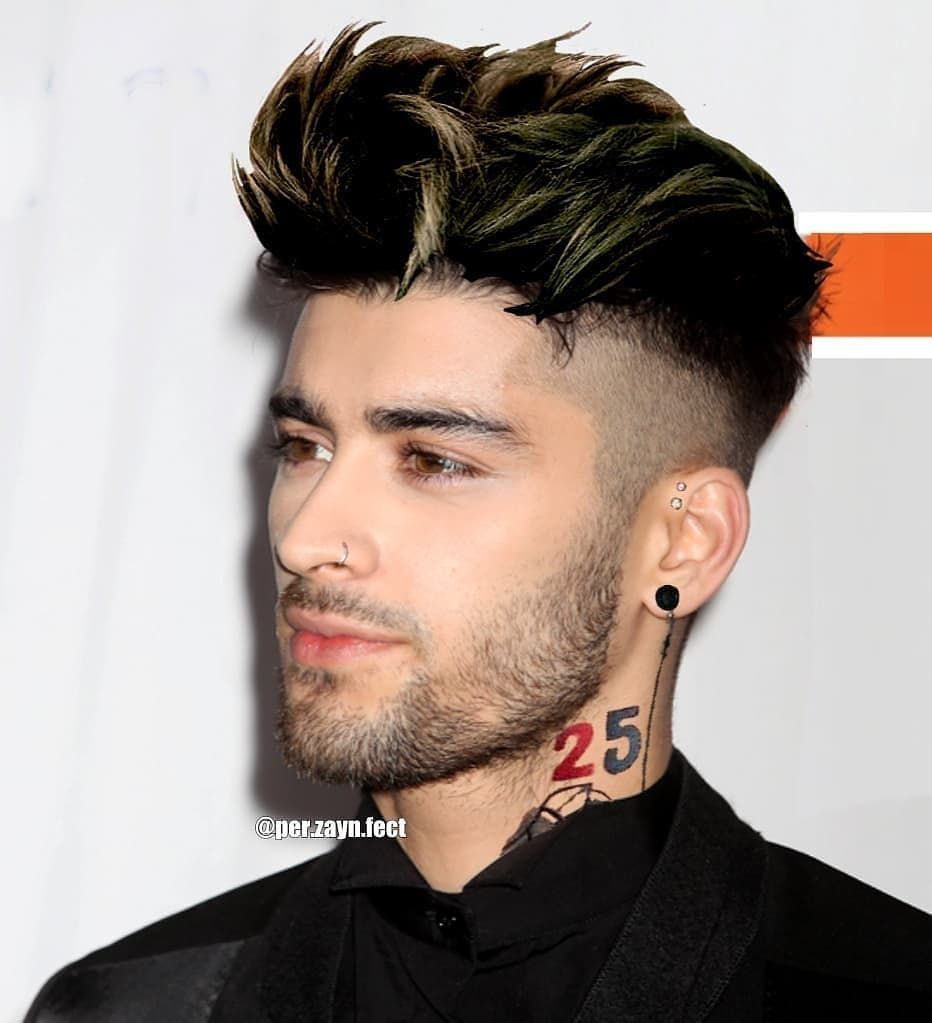 Rate This Hairstyle From 1 5 Ai Follow Us Haircutsforboys For More A Haircutsforboys Zayn Malik Hairstyle Zayn Malik Pics Zayn Malik Style