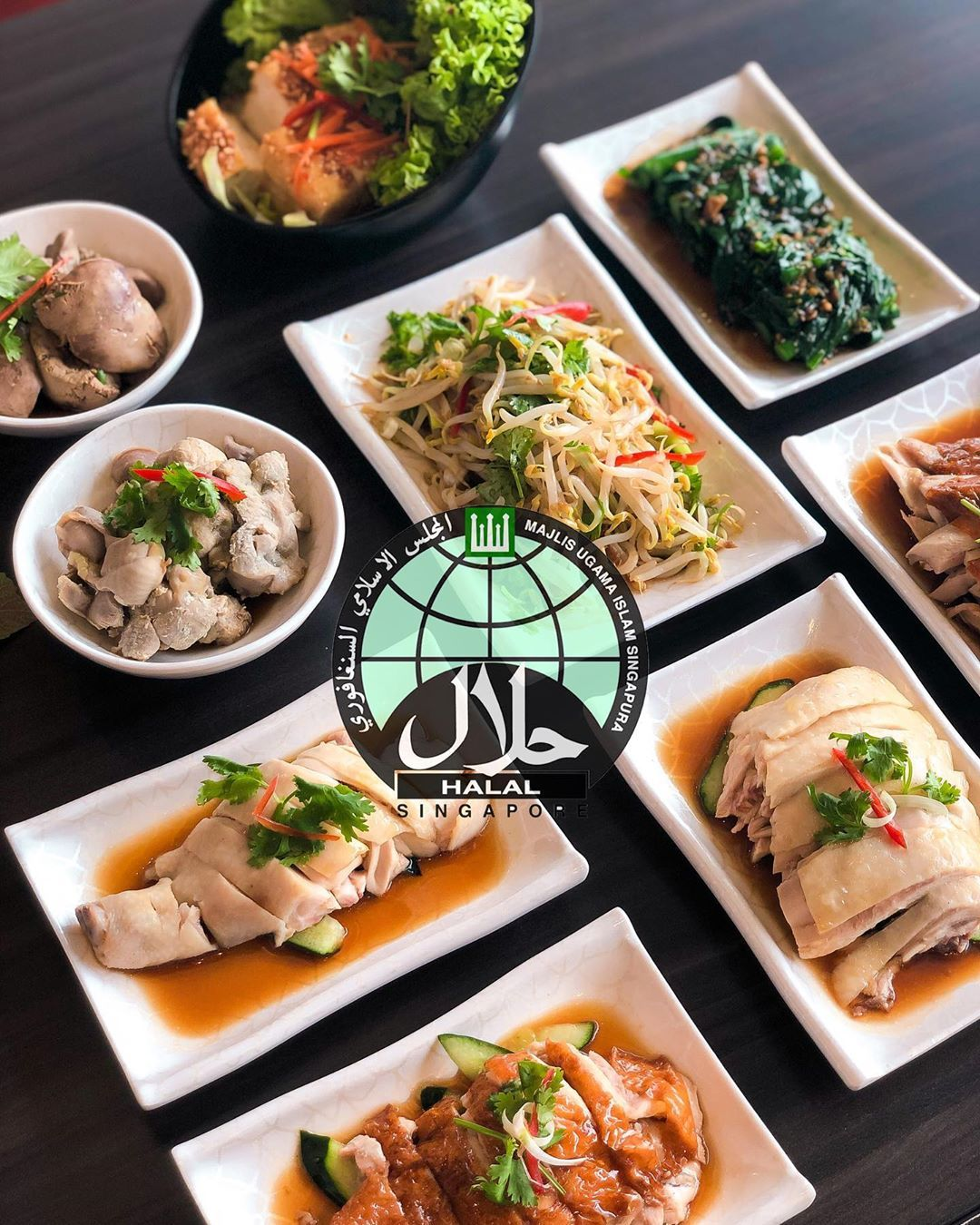 Looking For Islandwide Halal Food Delivery In Singapore In 2020 Here Are 50 Places To Choose From In 2020 Halal Recipes Halal Food Delivery