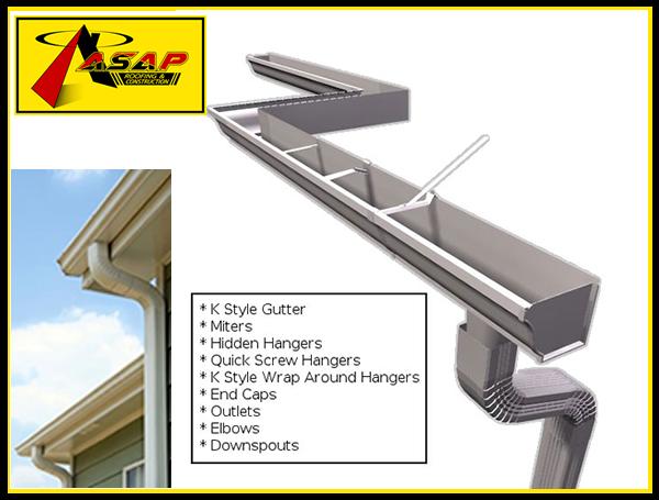 Tyler Texas Www Tylerroofingasap Com Contact Us For A Free Roof Inspection Seamless Rain Gutter Estimate 903 Rain Gutter Installation Gutters