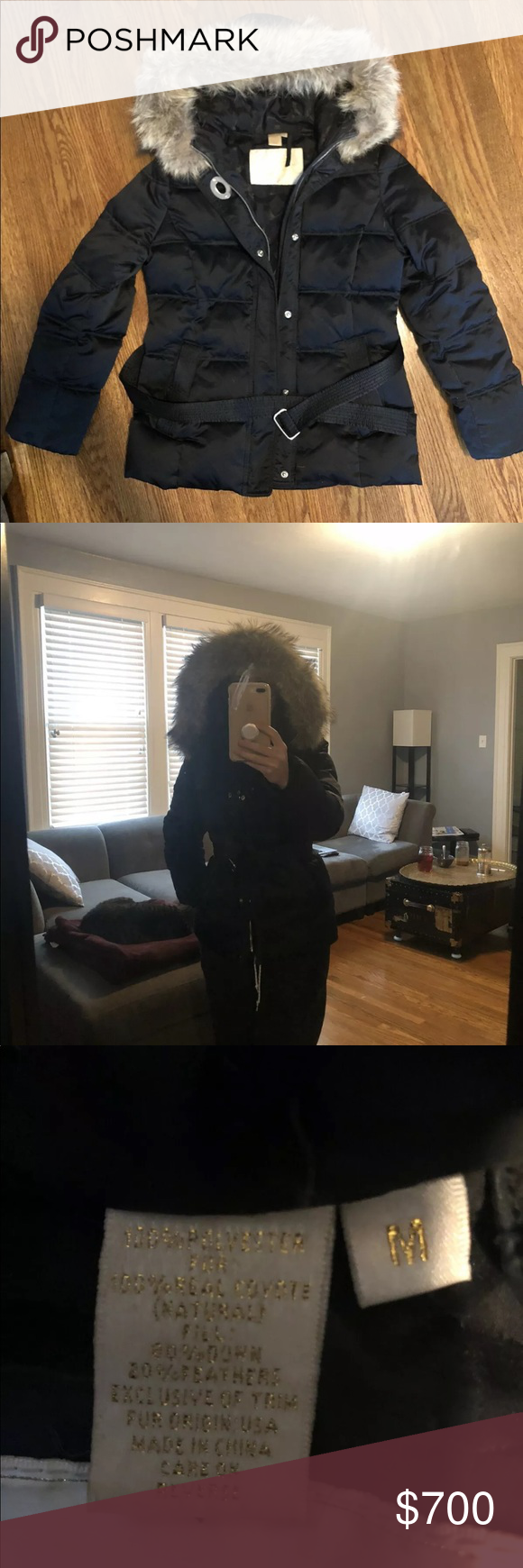 Coach Down Coat Down Coat Puffer Coat Clothes Design [ 1740 x 580 Pixel ]