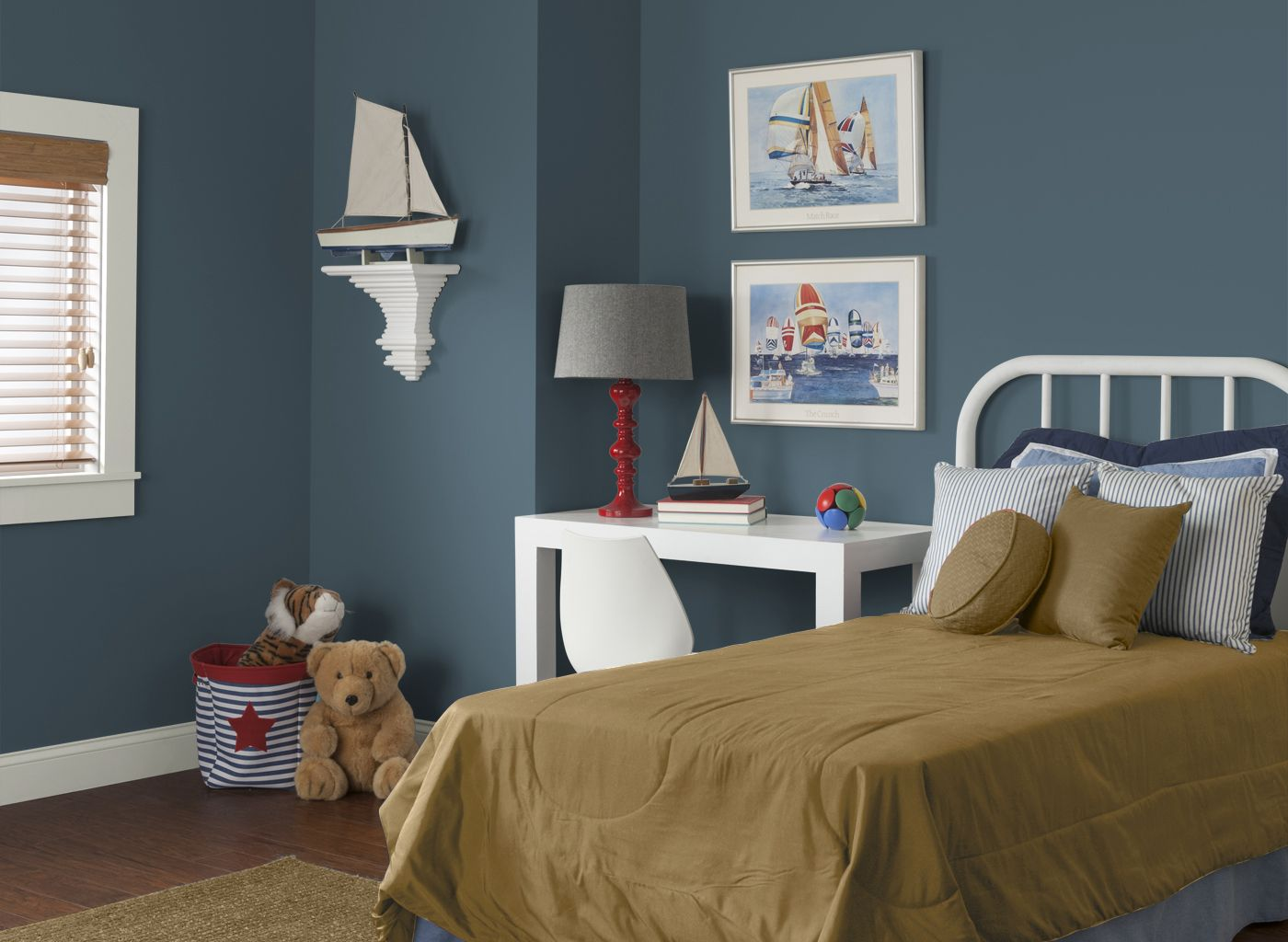 we have the right paint color choices for both boys and girls bedrooms and kids playrooms at glidden