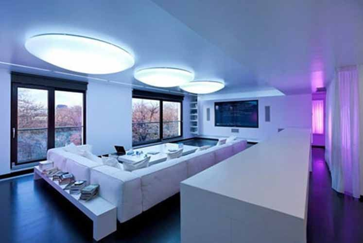 Architecture And Interior Exterior Design Home Interior Lighting Design Lighting Design Interior Interior Lighting Colorful Interior Design