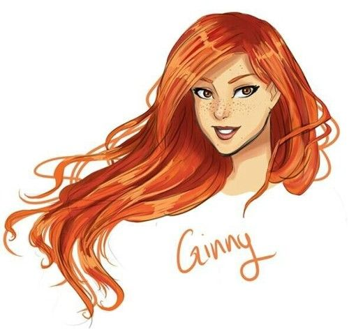 Ginny Weasley:-P | Animaux harry potter, Ginny weasley ...