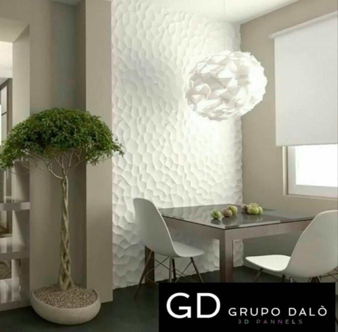 Grupo Dal Paneles Decorativos En 3d Paneles Con Textura En 3d  # Muebles Grupo Seis