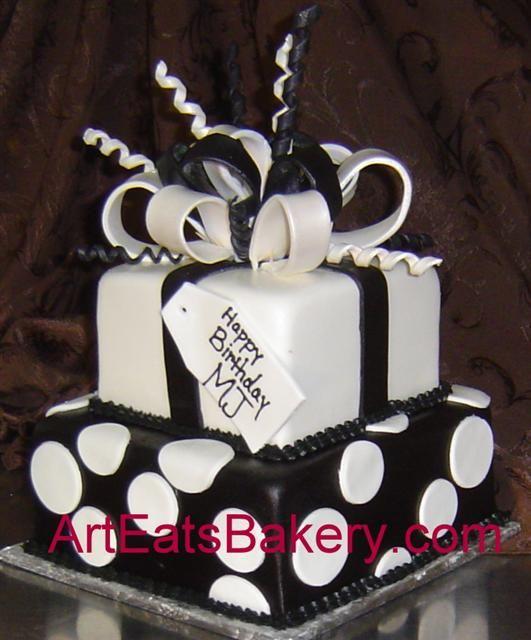 Arteatsbakery Com Cool Birthday Cakes 60th Birthday Cakes Fondant Cakes Birthday