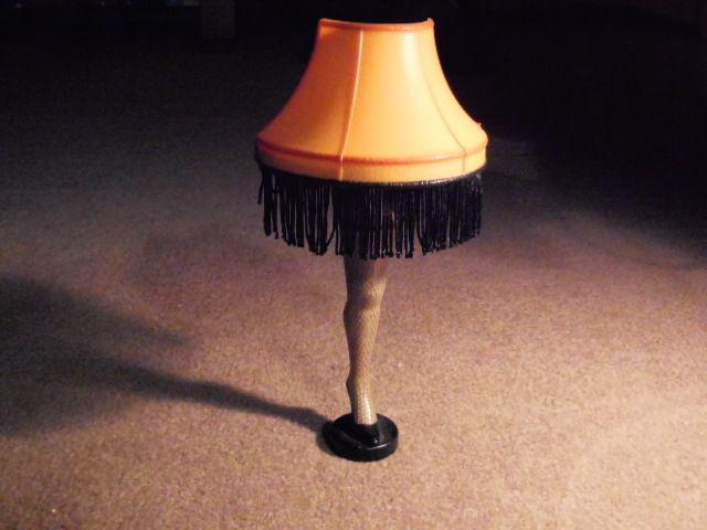 A Christmas Story Leg