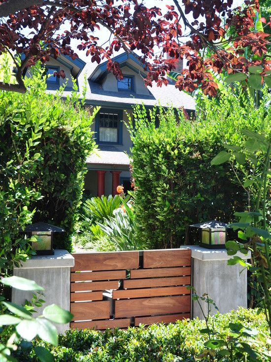 Garden Gate Design, Pictures, Remodel, Decor and Ideas ...