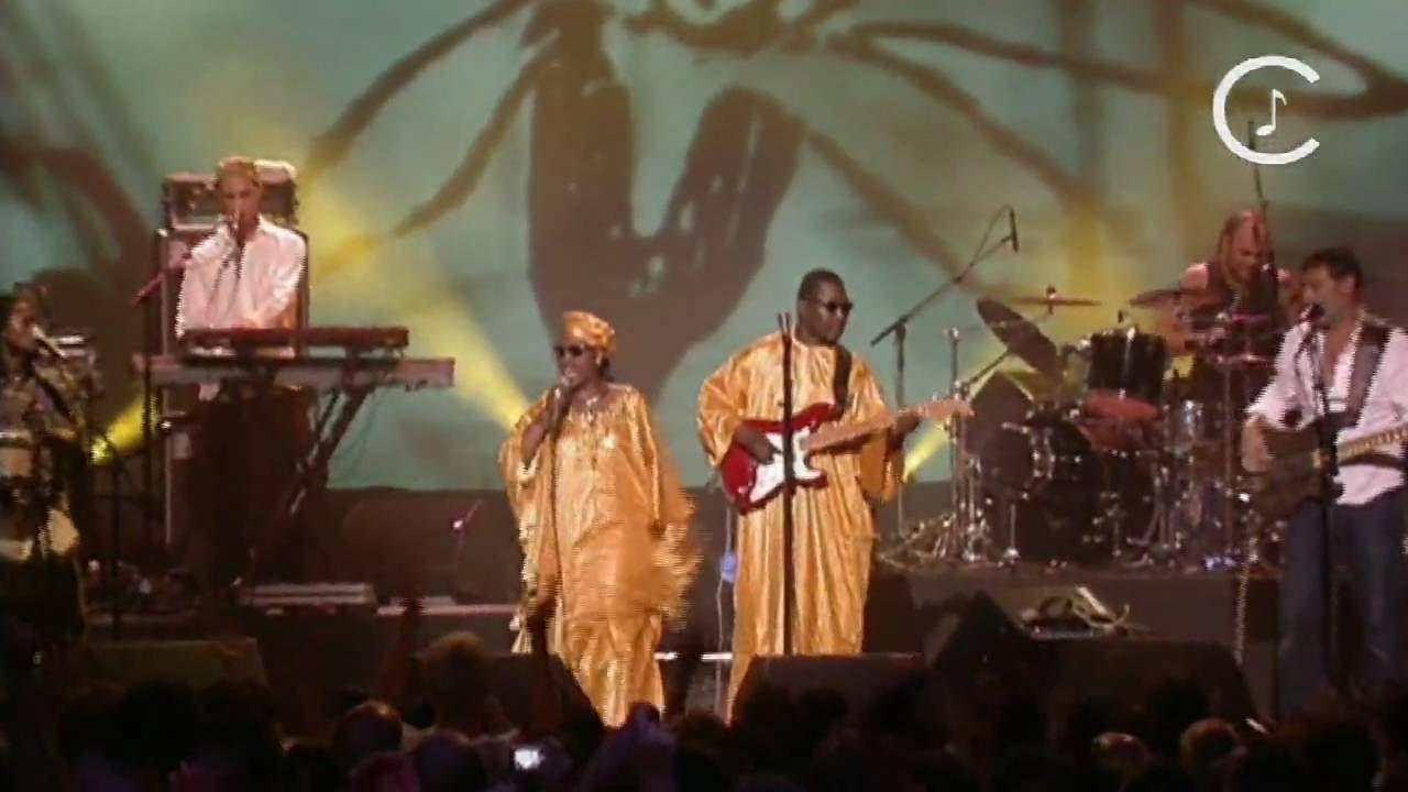 iConcerts - Amadou & Mariam - Beaux dimanches (live)