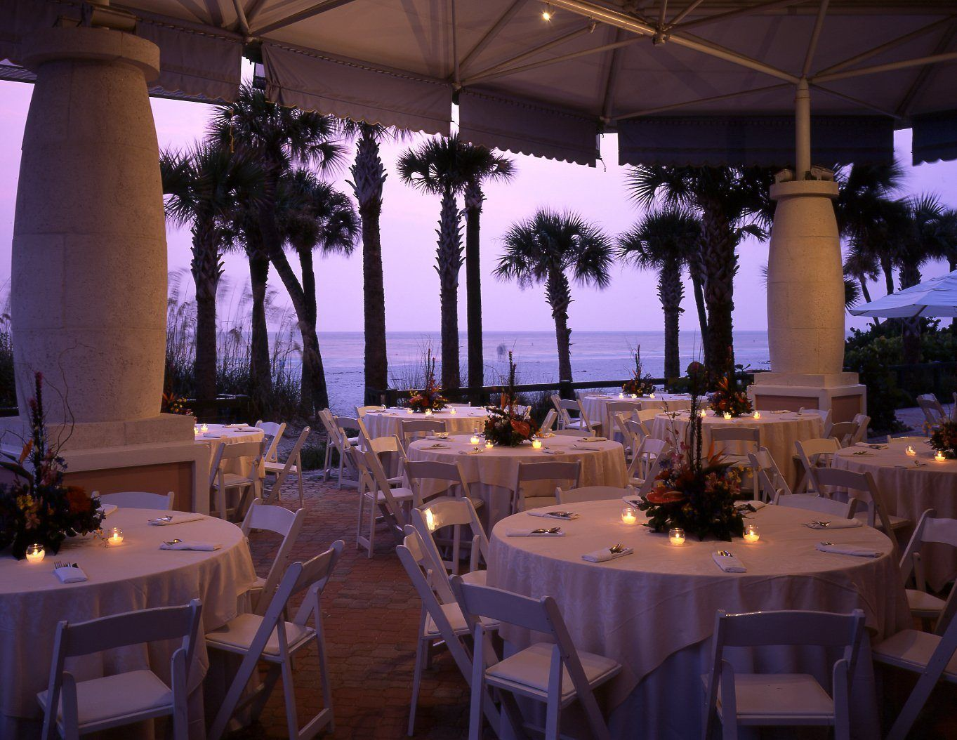 Beach Pavilion Loews Don Cesar Hotel Offers A Photo Gallery Of Our St Pete Beach Luxury Hotel Offering Superior Ameni Loews Hotel Wedding Venues Beach Venues