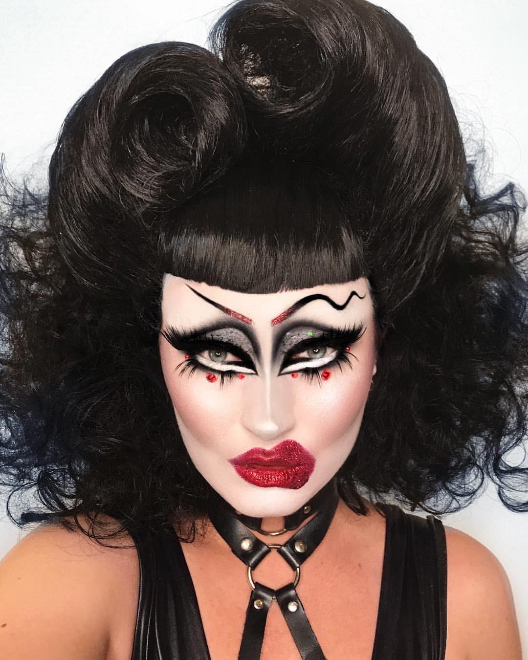 No symmetry whatsoever 🚫💔 gottmik Instagram, Face makeup