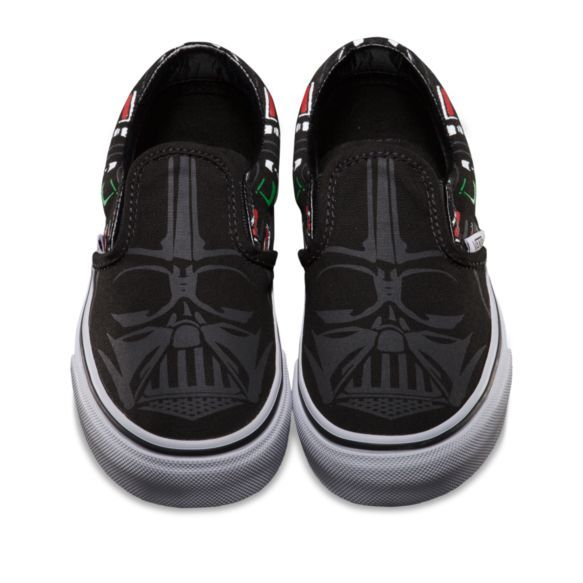 Mens Slip On Shoes | Shop Mens Slip On Shoes at Vans. Star Wars ...