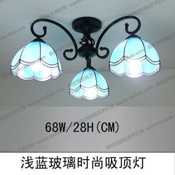 European Shipping Decoration Living Room Dining Room Bedroom Den Pleasing Stained Glass Light Fixtures Dining Room Design Decoration
