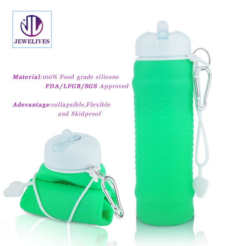 4c58392ce4 Foldable And Solf BPA Free Silicone Sport Water Bottle | alibaba ...