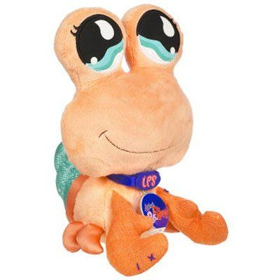 Littlest Pet Shop VIP Virtual Interactive Pet Plush Figure