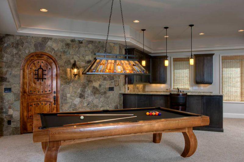 20 Awesome Pool Table Lighting Pool Table Lighting Modern Pool