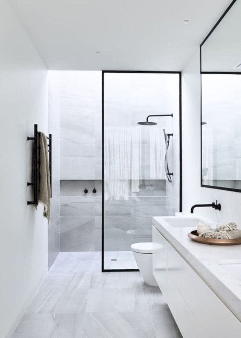 awesome 41 Best Bathroom Design and Remodeling Ideas On a Budget ...