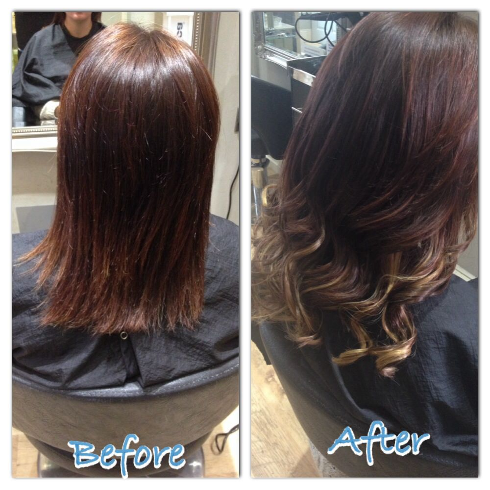 Balmain Ombr 233 Hair Extensions Cathy Pinterest Hair