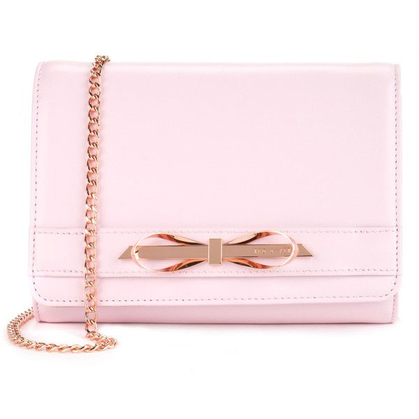 Ted Baker Phoebee Patent Leather Cross Body Bag Found On