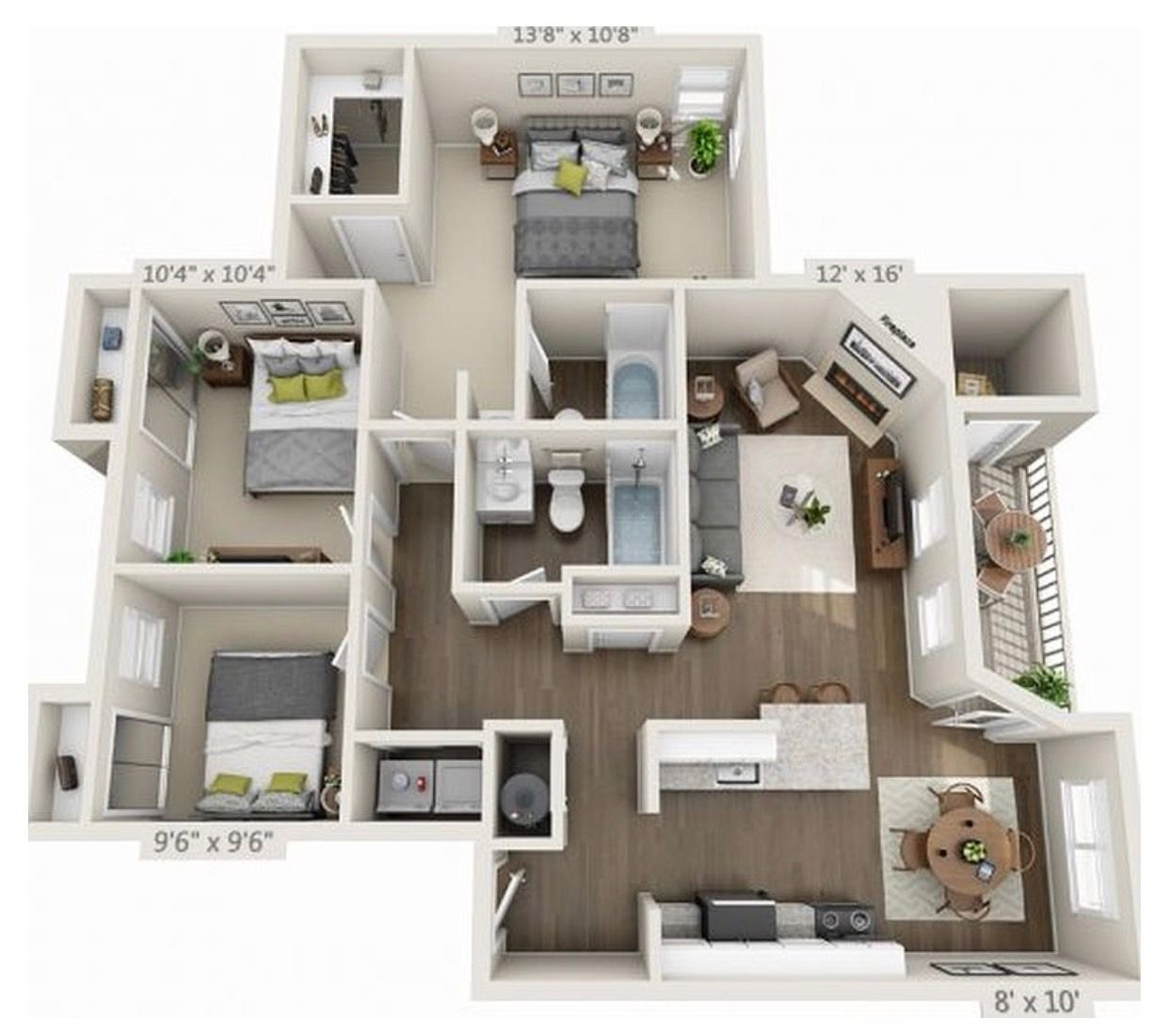 Pin By Tawcha Blanton On Home Designs Design Your Dream House Architectural Floor Plans Small House Layout