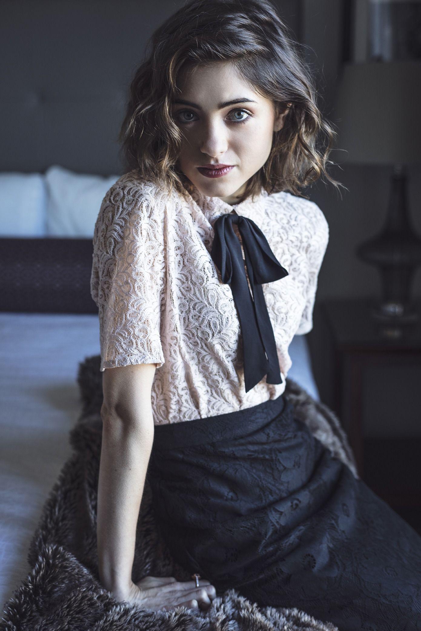 Hot natalia dyer Natalia Dyer