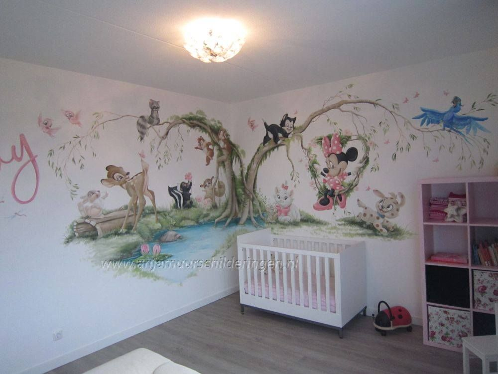 Amelia S Room Toddler Bedroom: Pin By Jennifer Amaya On Murals In 2019