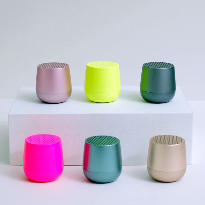 Lexon Mino Mini Bluetooth Speaker - Trouva