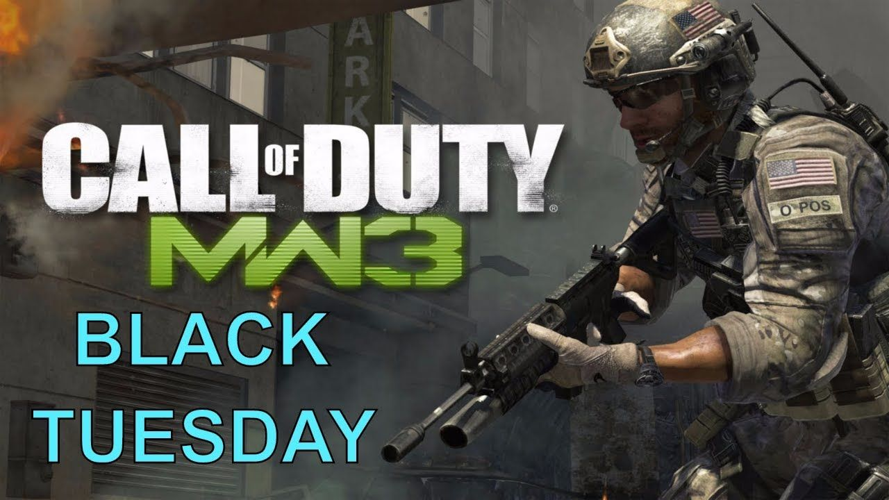 Call Of Duty Modern Warfare 3 Gameplay Part 1 Black Tuesday Modern Warfare Call Of Duty Gaming Wallpapers Hd
