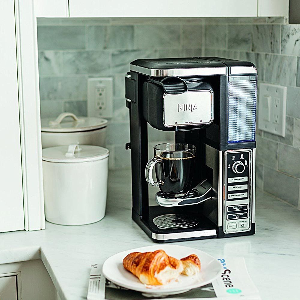 Ninja Coffee Bar SingleServe System CF111 ** You can find