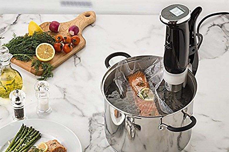 There's an App for ThatSous Vide Cooking Sous vide