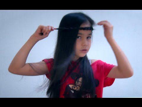 Peinados Faciles De Hacer Para Ninas De 2 A 15 Anos 3 O 4 Trenzas Recogidas En Una Hermosa Mona Peinados De Ninas Faciles Peinados Para Ninas Estilo Hippy
