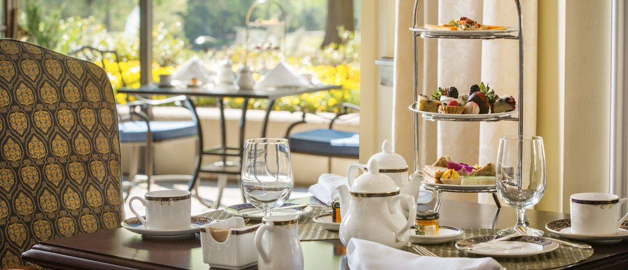 Fairview Dining Room Delectable Washington Duke Inn Afternoon Tea  Carolina Activities Events Review