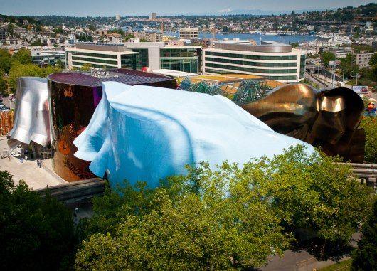 The Museum of Pop Culture  325 5th Avenue N  Seattle, WA 98109
