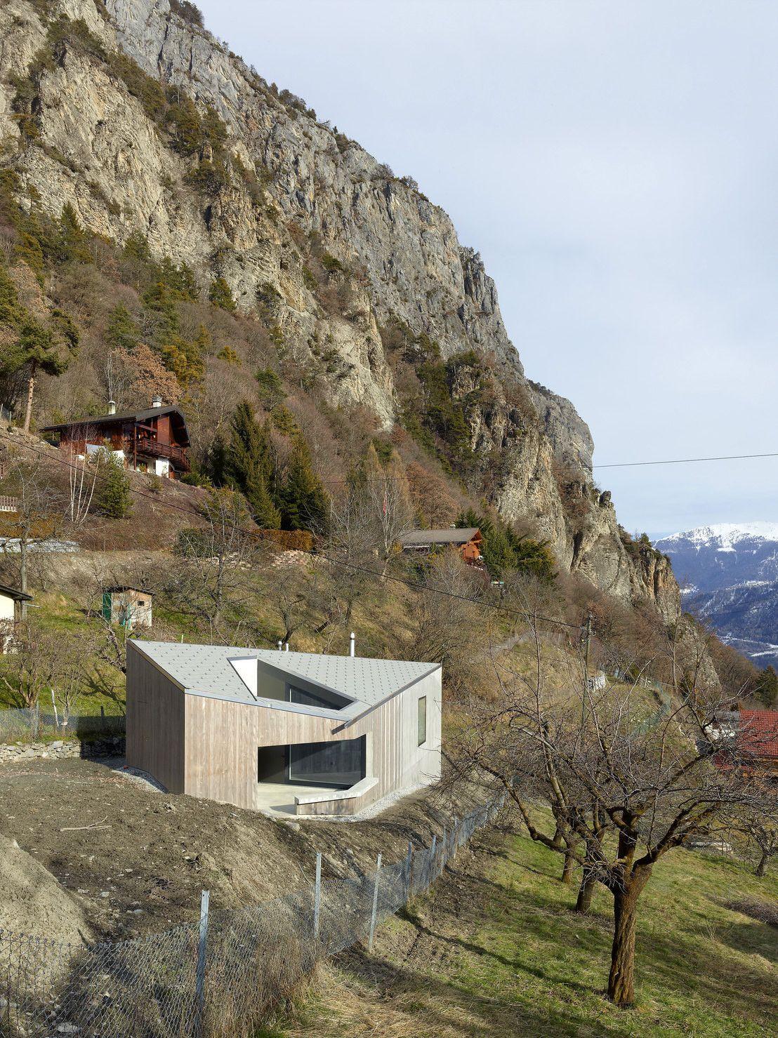 #homify #Berge #Beton #Gebäude #Holz