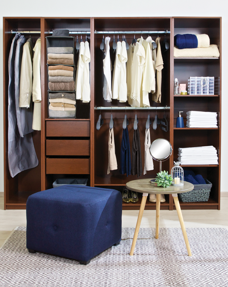 El armario ideal, aún en espacios pequeños. Inspírate con nuestra ...