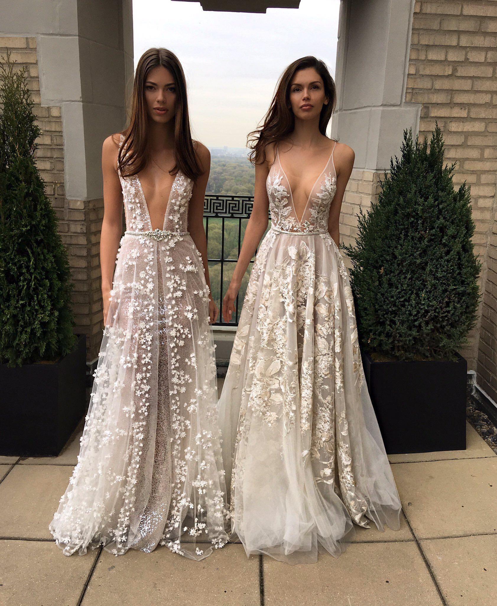 Sexy party dress aline vneck appliques long prom dressivory