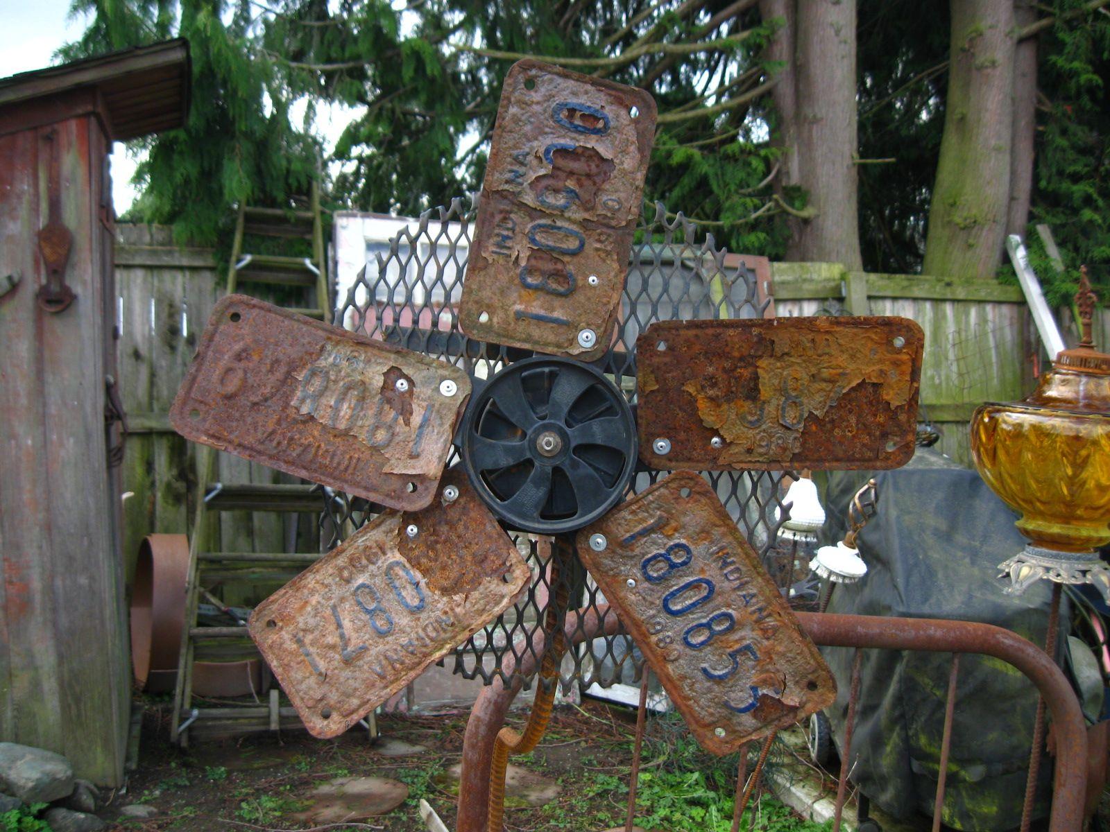 Sorticulture '12   Metal garden art, Outdoor diy projects ...