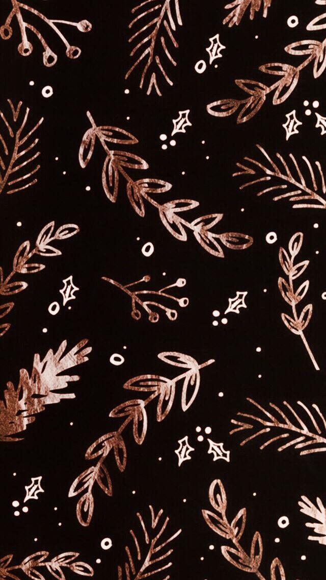 Lockscreen Gold wallpaper android, Winter wallpaper