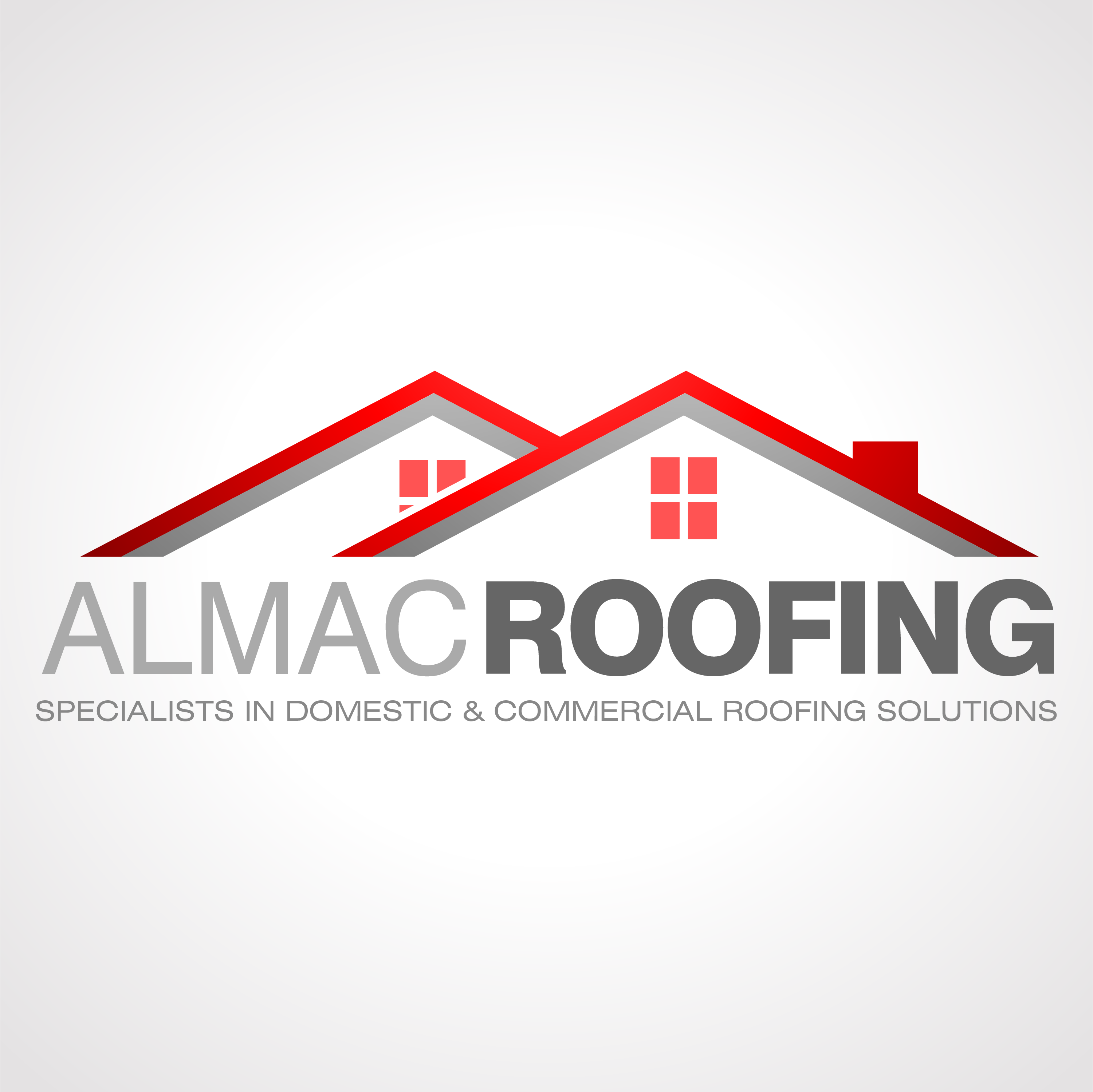 Corporate Identity Created 2015 For Northampton Based Startup Roofing Business Almac Roofing Roofing Business Roofing Commercial Roofing