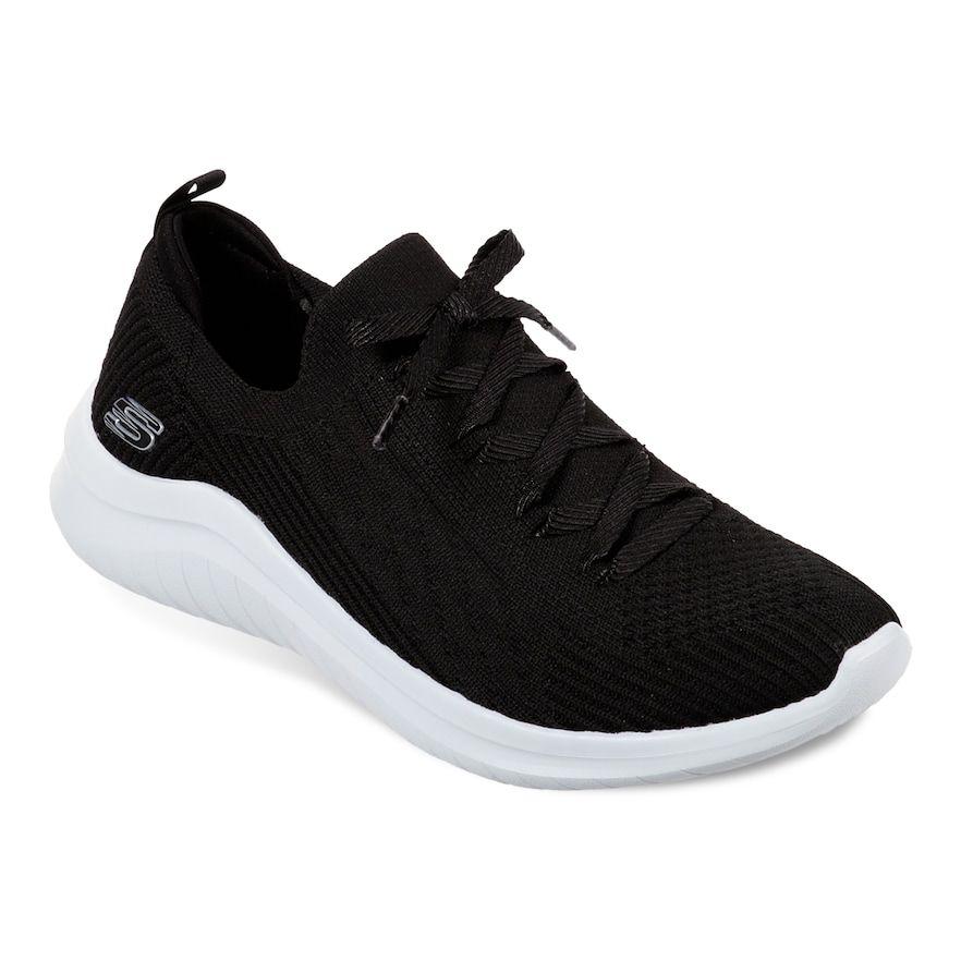 Skechers Ultra Flex 2.0 Flash Illusion Women's Shoes, Size
