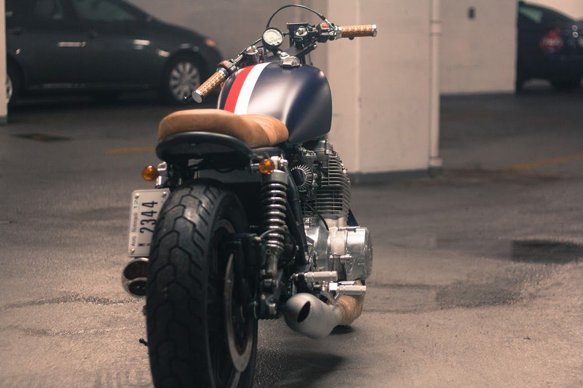 yamaha xs1100 special cafe racer | rides | pinterest | cafes