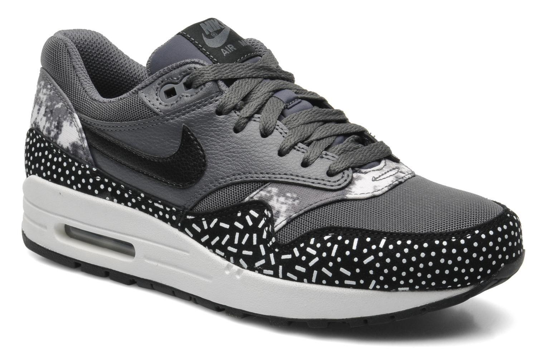 new arrival 3e9ed 7ebc9 Nike Wmns Air Max 1 Print (Gris) - Baskets chez Sarenza (215865)